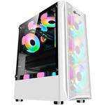 PERFORMAX GAMING Performax Hellfire Bey. Temp. Cam Rgb Atx 550w 80+ Mesh Panel/4