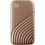 SanDisk WD My Passport 500GB Taşınabilir SSD - Altın (WDBAGF5000AGD)