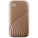 SanDisk WD MyPassport 1TB SSD - Altın (WDBAGF0010BGD)