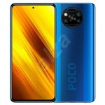 Xiaomi Pocox3-64gb-blue 64mp Pocophone X3 6gb/64gb 6.67' Mavi
