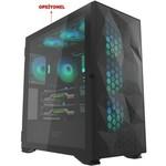 darkFlash Dlx21-mesh 650w 80+ Rgb Mid Kasa