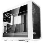 Fractal Design Meshify S2 Temperli Mid Tower Beyaz Oyuncu Kasası ()