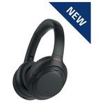 Sony WH-1000X M4 Gürültü Engelleme Özellikli NFC BT Kulaklık - Siyah (WH1000XM4B.CE7)