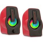 Snopy Rms-g7 Falsetto Usb Speaker Kırmızı