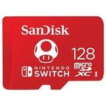 SanDisk 128gb Mıcro Sd Androıd Sdsqxao-128g-gnczn For Microsdxc Card For Nintendo