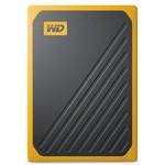 WD My Passport Go 2TB Taşınabilir Disk (WDBMCG0020BYT)