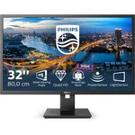 "Philips 325b1l/00- 31.5"" Ips Qhd Dp Hdmı Mm"