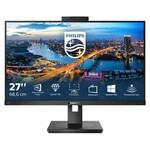 "Philips 275b1h/00-27""ıps Qhd( 2560 X1440) Dvı Dp Hmdı Mm Windows Hello Web Kameralı"