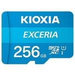 Kioxia Lmex1l256gg2 256gb Microsd Excerıa Uhs1 R100 Micro Sd Kart