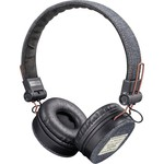 Trust Fyber Headphones Dark Denim