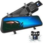 Vankyo Aynalı Çift Kamera 10'' Ips Dokunmatik Ekran, Geri Görüş, Park