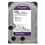 """WD 6tb Purple 3.5"""" 64mb Sata 6gb/s 7/24 62purz"""