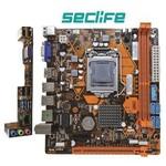 SecLife H61fhl Ddr3 S+v+l 1155p (matx)