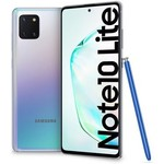 Samsung Galaxy Note 10 Lite 128GB Akıllı Telefon - Gümüş (SM-N770FZSGTUR)