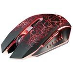 Trust 23214 Gxt107 Izza,ışıklı,usb,2000dpı,kablosuz Gaming Mouse
