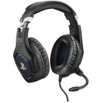 Trust 23530 Gxt488 Forze-b Ps4 Gaming Headset Black