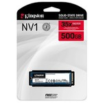 Kingston Kng 500gb Nv1 M.2 2280 Nvme Snvs/500g