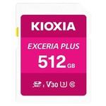 Kioxia Exceria Plus 512GB MicroSDCX Kart (LMPL1M512GG2)