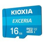 Kioxia Exceria 16GB MicroSDHC Kart (LMEX1L016GG2)