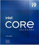 Intel Core I9-11900kf 3.5 Ghz (5.3 Ghz Max.) Fclga1200 125w - (BX8070811900KF)