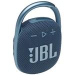 JBL Clip4 Bluetooth Hoparlr Ip67 Mavi