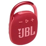 JBL Clip4 Bluetooth Hoparlr Ip67 Krmz