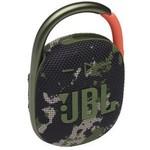 JBL Clip4 Bluetooth Hoparlr Ip67 Squad