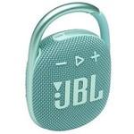 JBL Clip4 Bluetooth Hoparlr Ip67 Teal