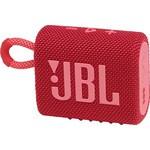 JBL Go3 Bluetooth Hoparlr Ip67 Krmz