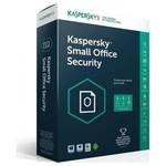 Kaspersky Small Office Sec. 1+10 Dvd Kutu 3 Yıl