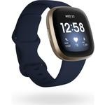 Fitbit Versa 3 Akıllı Saat - Gece Mavisi/Altın (FB511GLNV)