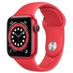 Apple Watch Series 6 Gps 40mm Productred Alminyum Kasa Ve Productred Spor Kordon
