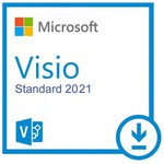 Microsoft Visio Standart 2021 Elektronik Lisans
