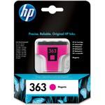 HP C8772E 363 Kırmızı Kartuş