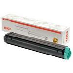 OKI 01103409 Siyah Toner - 2500 Sayfa