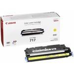 Canon 717 Y Sarı Toner - 4000 Sayfa (2575B002)