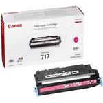 Canon 717 M Kırmızı Toner - 4000 Sayfa (2576B002)