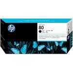 HP C4820a Siyah Baskı Kafası Ve Baskı Kafası Temizleyicisi