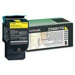 Lexmark C540A1YG Sarı Toner