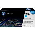 HP Q6001A 124A LaserJet Mavi Toner
