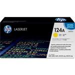HP Q6002A 124A LaserJet Sarı Toner