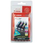 Canon CLI-521CMY Çok Renkli Mürekkep Kartuş