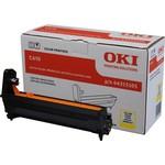 OKI C610 Y Drum (44315105)