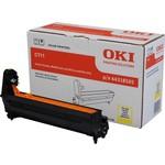 OKI 44318505 Sarı Drum - C711 - 20000 Sayfa