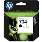HP CN692AE 704 InkAdvantage Siyah Kartuş