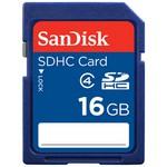 SanDisk 16GB Secure Dijital High Kapasite SDHC Kart