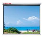 Codegen (ax-20), 200x200 Cm, Storlu Projeksiyon Perdesi