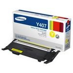 Samsung CLT-Y407S Sarı Toner - 1000 Sayfa