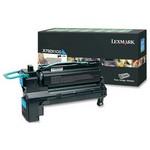 Lexmark X792X1CG Mavi Toner
