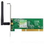 Tp-link 150Mbps Kablosuz N TL-WN751ND PCI Anten / Ağ Adaptörü